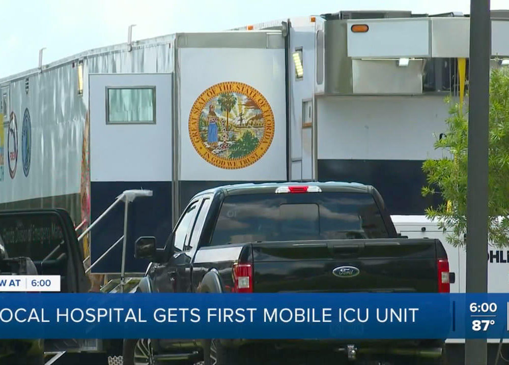 Mobile Hospital abc news